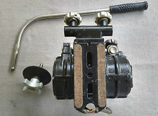 O'CONNOR  FLUID  HEAD  MODEL  50D, REFURBISHED, WITH WOODEN TRIPOD