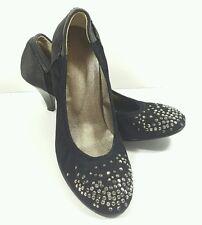 New Women's Shoes Eryn Brinie Pumps Heels Black Color Size-5 (EUR-36)Soft Comfy