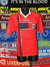 5/5 Norway adults L 1998 MINT retro umbro rare football shirt jersey trikot