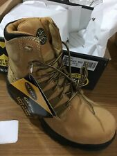 Oliver Work Boots AT Composite Cap 45632C Wheat Size 8.5 Aus/uk Priced To Clear