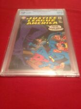 JUSTICE LEAGUE OF AMERICA #75 CBCS 7.0 WP! NOT CGC! 1ST BLACK CANARY! MEGA KEY!