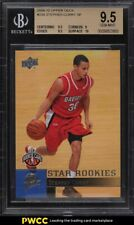2009 Upper Deck Basketball Stephen Curry ROOKIE RC #234 BGS 9.5 GEM MINT