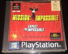 PS Game Mission Impossible