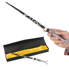 Deluxe NEW Harry Potter COS Horace Slughorn's Magical Magic Wand IN Box