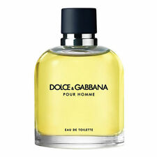 Dolce & Gabbana Pour Homme by D & G cologne EDT 4.2  fl oz New Tester