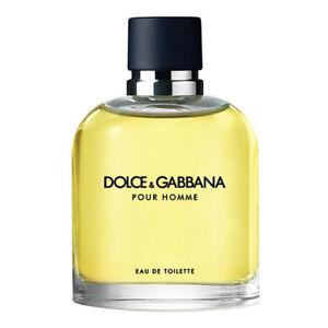 Dolce & Gabbana Pour Homme by D & G cologne EDT 4.2  fl oz