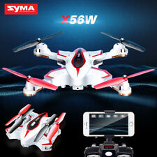 2batteries Syma X56W FPV Altitude Hold Selfie WiFi HD Camera RC Quadcopter Drone