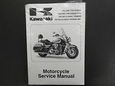 Brand New Kawasaki Service Manual Vulcan VN1700 2009-2010 #99924-1414-02