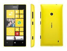 Nokia Lumia 520 8GB Unlocked Smartphone Microsoft Windows Phone 5MP Yellow