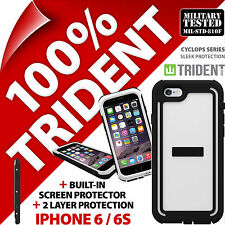 New Trident Cyclops White Protective Case Rugged Armour for Apple iPhone 6 / 6S