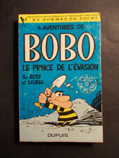 BOBO Deliège Rosy Gag de Poche Edition Originale 1960 Dupuis SPIROU rare album !