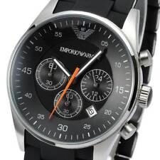 AR5858 - Emporio Armani Men's EA Tazio Sportivo Chronograph Watch - NEW from USA