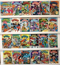 New Adventures of Superboy Lot of 29 comics  VF or better, many better See below