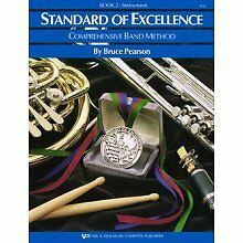 W22EBS - Standard of Excellence Book 2 Book Only -