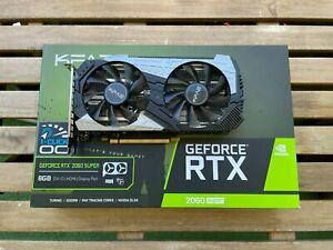 KFA2 GeForce RTX 2060 SUPER (1-Click OC) 8 Go(Excellent Etat)