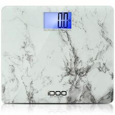 iDoo Ultra Wide Digital Bathroom Scale Heavy Duty Precision Oversized Digital