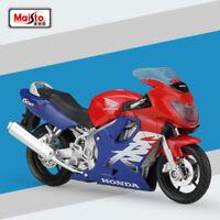 New Miniature Maisto 1:18 Scale HONDA CBR600F Motorcycle Diecast Model Toys
