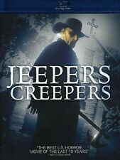 Jeepers Creepers (2012, REGION A Blu-ray New) BLU-RAY/WS