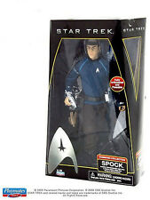 STAR TREK 2009_MR. SPOCK 12 inch action figure_Command Collection_New & Unopened
