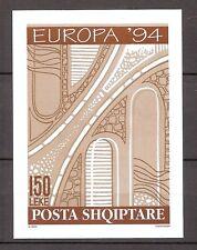 Albanie - 1994 - Mi. Blok 101 (CEPT) - Postfris - VE224