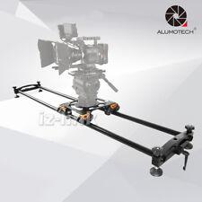"""78.7"""" Aluminum Camera Slider Bear 50KG Slider Dolly Track DSLR For Videographer"""