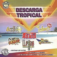 Aaron Y Su Grupo Ilusion. Los Askis, Rayito Colombiano Descarga Tropical CD New