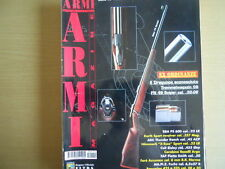 Armi Magazine 10 2001 Carabina Benelli Argo