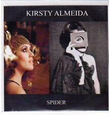 (AW739) Kirsty Almeida, Spider - DJ CD