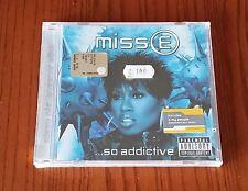 MISSY MISDEMEANOR ELLIOTT - MISS E...SO ADDICTIVE - CD SIGILLATO (SEALED)