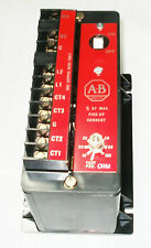 Allen Bradley 1409 Arcing Ground Fault Relay 1409-MV 1409-COAD 1-6 AMP