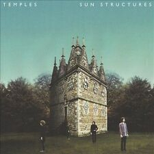 Sun Structures [LP] by Temples (Vinyl, Feb-2014, Fat Possum)