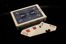 Bicycle GAFF Deck DOUBLE FACE Playing Cards - Magic Trick 56 cards POKER size