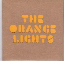 (EA212) The Orange Lights, Click Your Heels - 2007 DJ CD