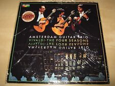 AMSTERDAM GUITAR TRIO Vivaldi The Four Seasons SEALED NEW LP DMM 1983 HRC1-5466