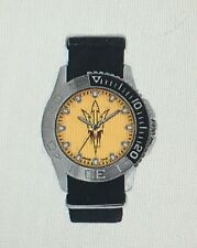 Arizona State Dun Devils Mens Starter Wristwatch Team Logo Dial Black Band NIB