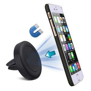 Car Mount Holder Cradle Grip Magic Mobile Phone Air Vent Magnetic Universal
