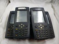 Lot of 5 Intermec 700 761 Handheld Computer Barcode Scanner AS IS