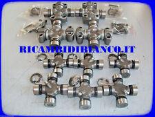 4463536-OFFERTISSIMA KIT- CROCIERA FIAT CAMPAGNOLA AR 76 -1107A- 4 POST.+ 6 ANT-