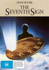 The Seventh Sign NEW R4 DVD