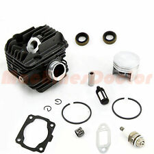 40MM Cylinder Piston Kit Gasket Oil Seal For Stihl 020 020T MS200 MS200T