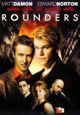 Rounders 0031398143963 With Matt Damon DVD Region 1