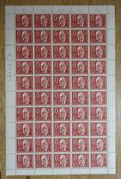 Berlin 192 postfrisch Bogen FN 4 ungefaltet Dr.Walter Schreiber 1960 Formnummer