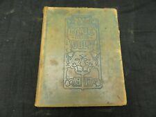 University of California Berkeley Original 1917 Blue & Gold Annual Year Book