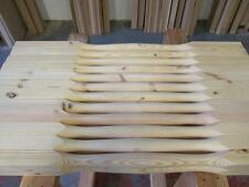 Pine Slender Quays 41mm stair spindles Pack of 16 (slight seconds )