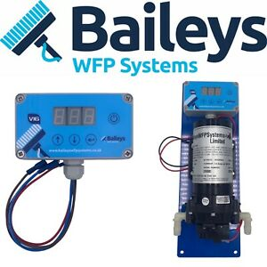 Baileys Water Fed Pole Pump And Digital Controller
