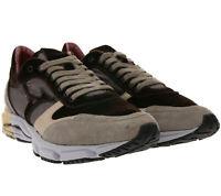MIZUNO Sport-Schuhe Wave Sirius Turnschuhe Sneaker Laufschuhe Braun