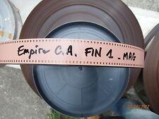 FILM CINEMA 35 MM  STAR WARS EPISODE V : L'EMPIRE CONTRE ATTAQUE  /  VF - MAG