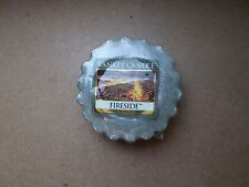 Yankee Candle USA Rare Fireside Wax Tart
