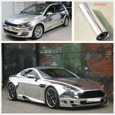 DIY 20cmX152cm Chrome Vinyl Car Sticker Electroplated Film Wrap Sheet Film Decal