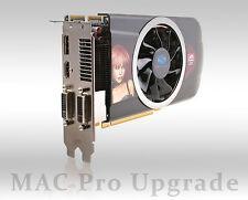 ATI Radeon HD5770 1GB Apple Mac Pro Scheda Grafica Aggiornare per 2006 - 2012